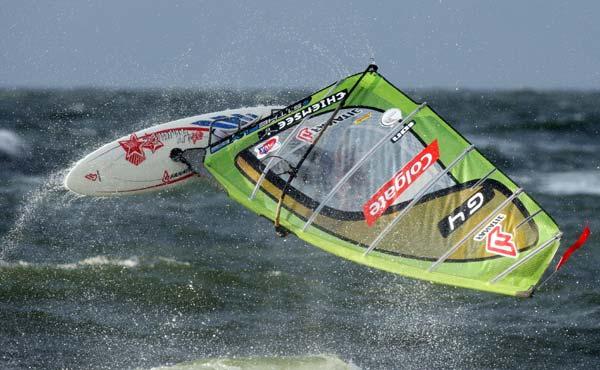 Surf World Cup Sylt.  Foto: Veranstalter