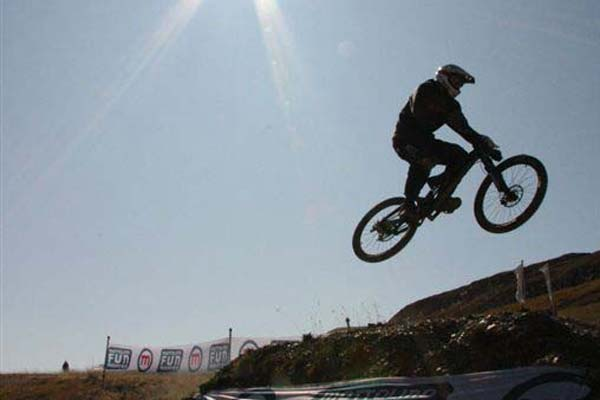 Bikepark Livigno: Freeride Contest.  Foto: Veranstalter