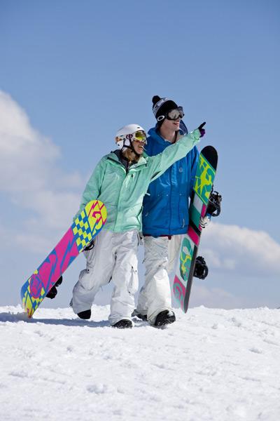 K2 Team: Maike Haller und Sebi Schmitz.  Foto: Christian Stadler