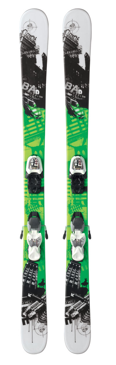 K2 Skis: Factory, Modell Bad Seed.  Foto: K2 Skis