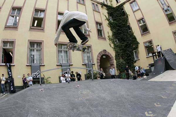 Skateboarder Denny Pham.  Foto: C1RCA