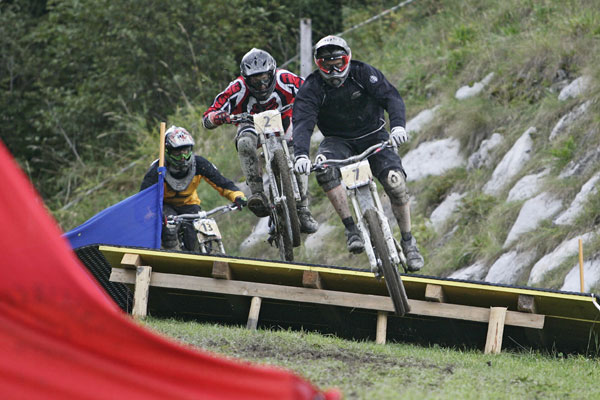Freeride Eliminator bei den World Games 2009.  Foto: Veranstalter