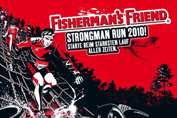 Strongman Run 2010 in Weeze.  Foto: Veranstalter