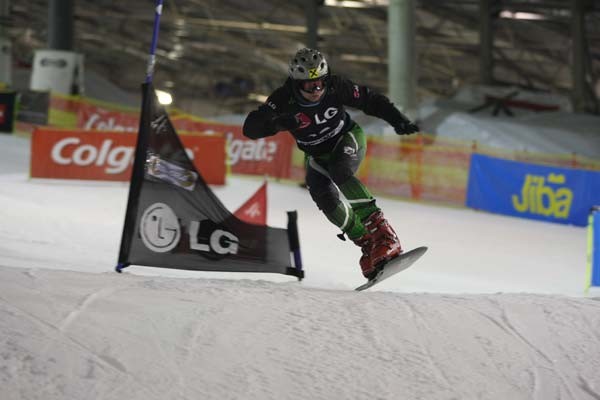 Snowboard FIS World Cup Foto: FIS - Rutger Geerling