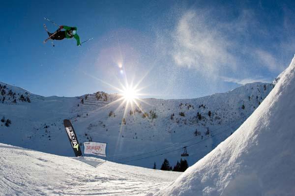 Austrian Freeski Open 2010 Foto: Tommy Bause