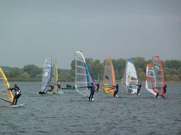 14. Landesmeisterschaften Windsurfen Foto: Veranstalter