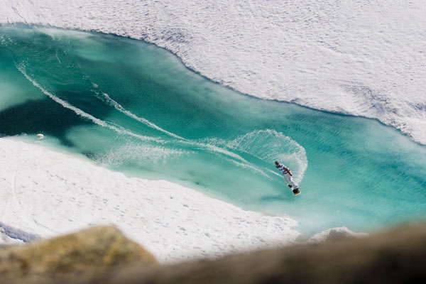 Rider Sebastian Krohn.  Foto: Lorenz Holder