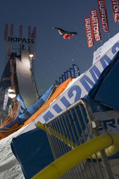 Finale 2008.  Foto: Cyril Mueller