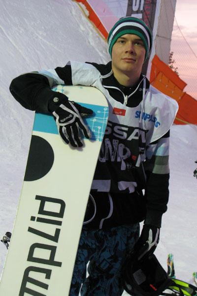 Matti Kinnunen.  Foto: Amplid