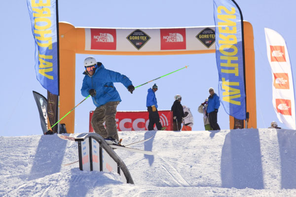 The North Face Ski Challenge.  Foto: Veranstalter
