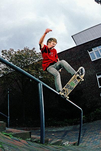 Skateboarding Foto: C.O.S.,