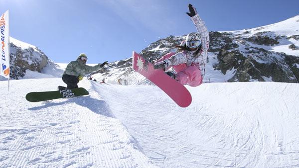 Les Deux Alpes – Ski France läßt grüßen Foto: ©www.les2alpes.com