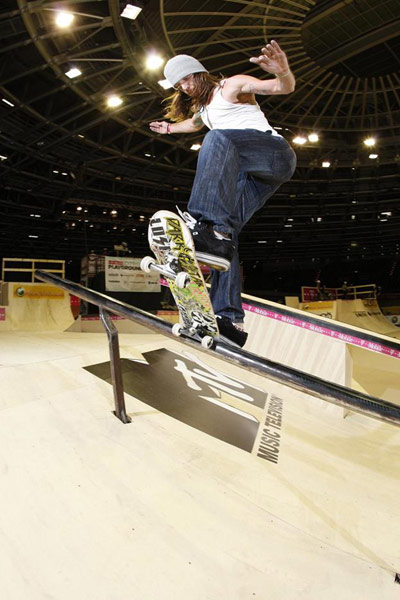 T-Mobile Extreme Playgrounds 2009 Berlin Foto: Veranstalter