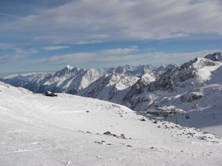 Stubaier Gletscher Foto: netzathleten.de
