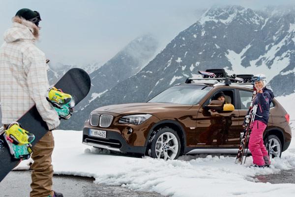 Extreme Winterfreude mit dem coolsten Job des Winters @ BMW AG