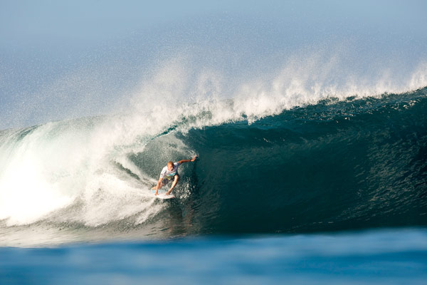 Mick Fanning.  Foto: ASP/CI via Getty Images
