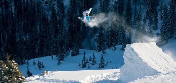 King of Snow: BS 180° in Runde Zwei Foto: Veranstalter