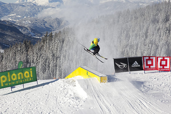 Ski Rookie Day im Horsefeathers Superpark Planai  Foto: Veranstalter