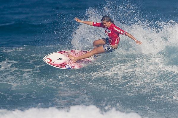 Billabong World Junior Championships Sydney: Pauline Ado.  Foto: ASP Robertson / Covered Images