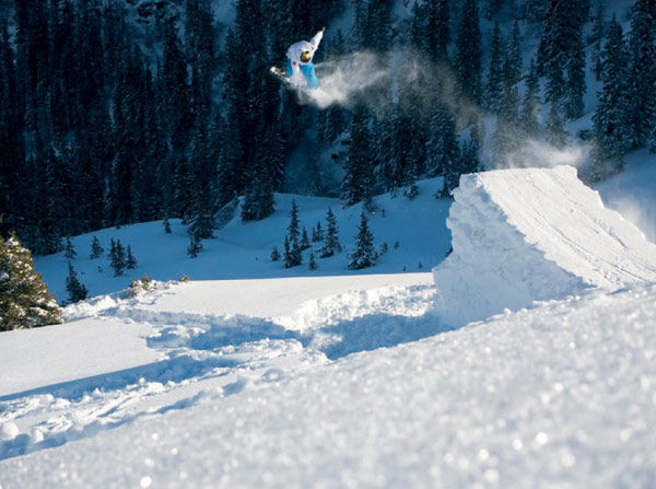 King of Snow: Runde fünf mit Tomas Tuzar Foto: Veranstalter