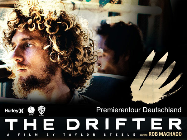 The Drifter: Die Tourdaten des neuen Surffilms über Rob Machado Foto:Dustin Humphrey / Reel Sessions ©