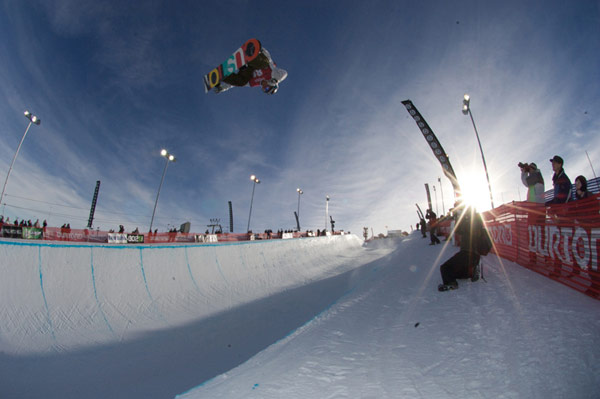 Burton Canadian Open Snowboard Championships 2010 Foto: Nick Foy