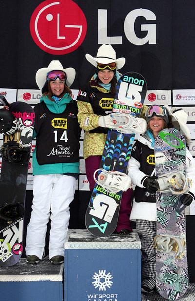 Candrian und McMorris gewinnen ersten Slopestyle Weltcup Foto: FIS-Oliver Kraus
