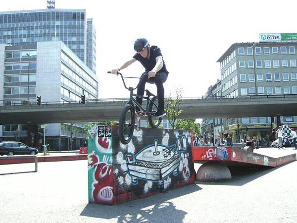 BMX/MTB- und Skateboard-Camps für den Nachwuchs Foto: Veranstalter