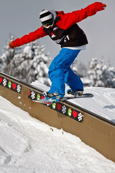 Boarder auf der Rail.  Foto: benjaminwiedenhofer.com