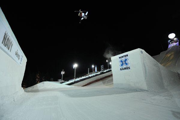 Jossi Wells in Aspen.  Foto: Flip McCririck/Shazamm/ESPN
