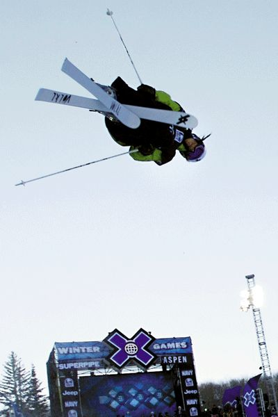 Winter X Games in Aspen.  Foto: ESPN Images