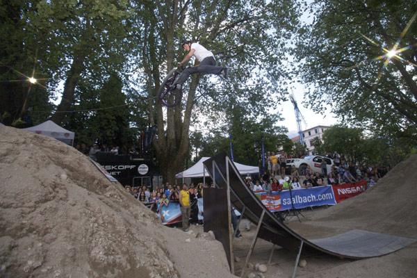 Freeride Festival 2010: Volles Programm für Mountainbiker.  Foto: Veranstalter