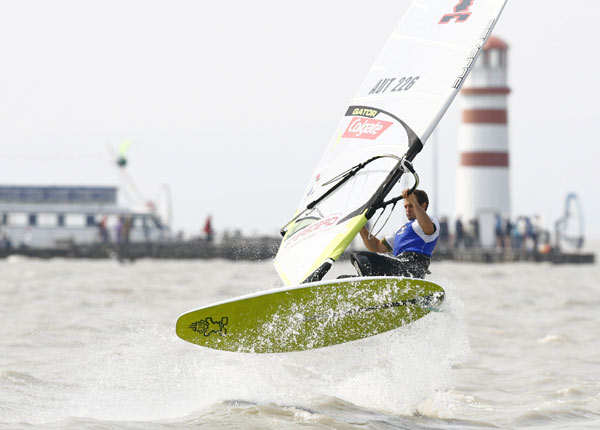 Surf World Cup 2009 in Podersdorf Foto: Chris Singer