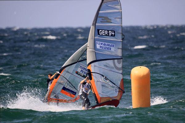Deutscher Windsurf Cup 209.  Foto: Hoch Zwei/ Stevie Bootz