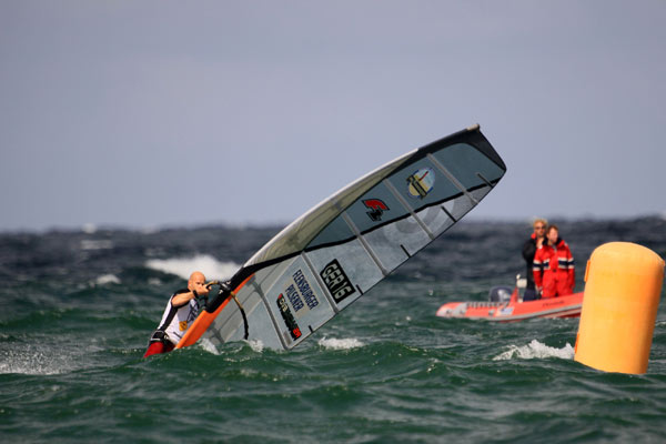 Deutscher Windsurf Cup 2009.  Foto: Hoch Zwei/ Stevie Bootz