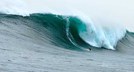 Greg Long. Foto: Al Machinnong, BillabongXXL.com