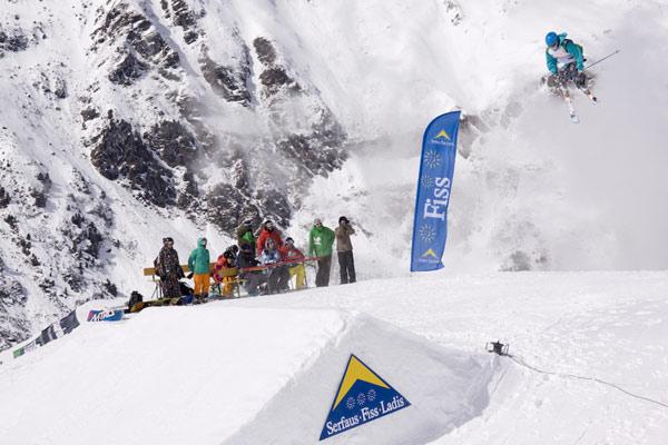 Oberland Open 2010 in Serfaus-Fiss-Ladis.  Foto: Sebi Madlener