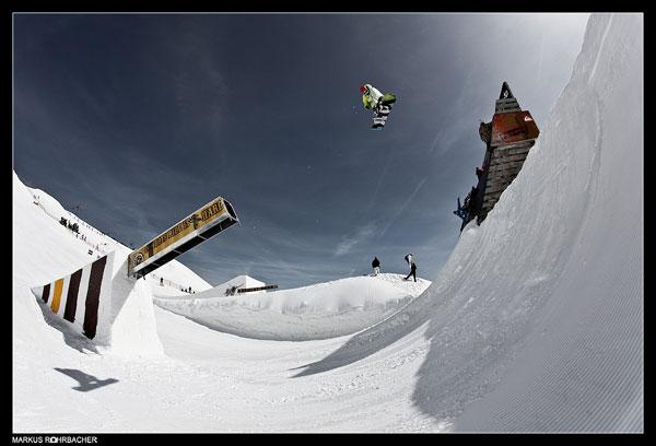 Gewinner des Spring Battle 2010: #1Kevin Backstrom (SWE)#2 Chris Kröll (AUT) #3 Werni Stock (AUT) Foto: Markus Rohrbacher