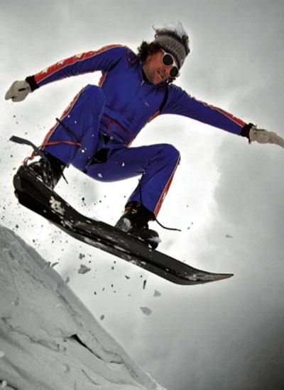 Flyer Pic zum Longboard Classic 2010.  Foto: Veranstalter