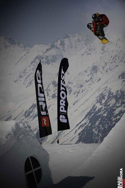 Roope Tonteri ist World Rookie Champion 2010.  Foto: Eleonora Raggi