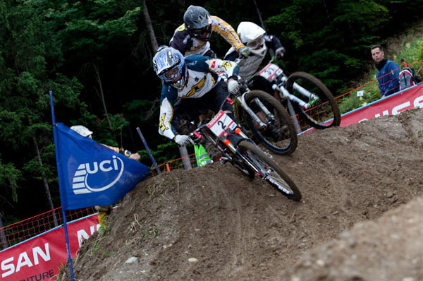 UCI 4X World Cup.  Foto: AleDiLullo
