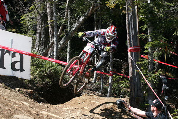 UCI DH World Cup.  Foto: AleDiLullo