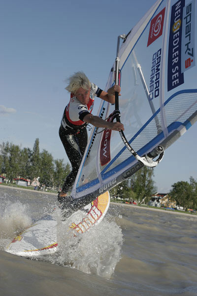 Surf Worldcup Podersdorf 2009.  Foto: Chris Singer