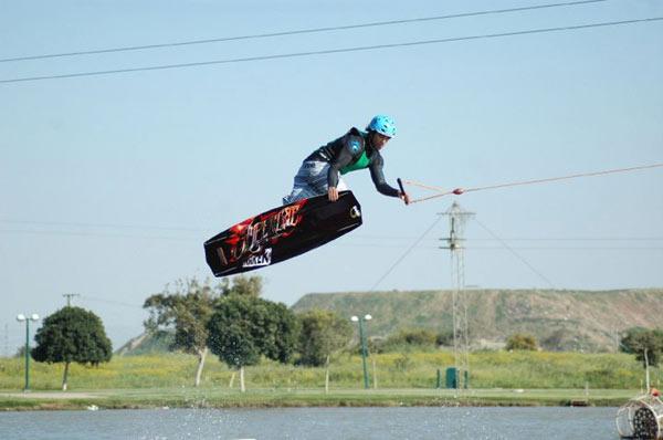 Lior Sofer in Action.  Foto: Jetpilot Europe