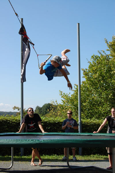 Infinite Wakeboard Camps.  Foto: Veranstalter