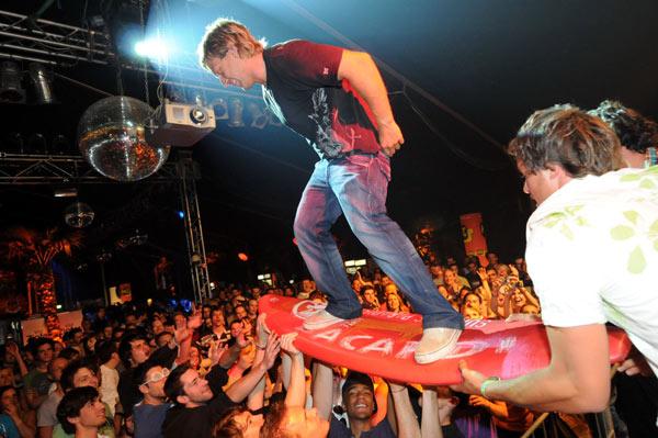 Surf Worldcup Podersdorf 2009.  Foto: Michael Gruber