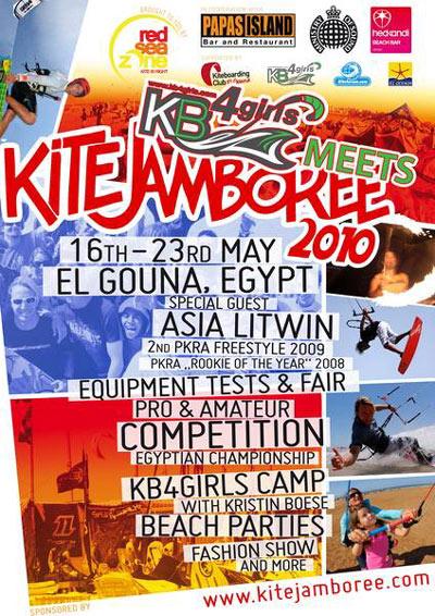 KB4girls Camp mit Kristin Boese in El Gouna.  Foto: Red Sea Zone