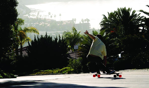 Skate to the Beach.  Foto: Arbor Skate Team