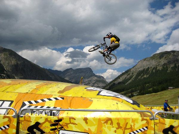 Austrias Next Airjumper.  Foto: Veranstalter