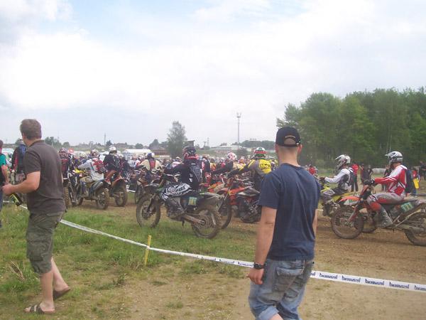 Zweiter ACC-Lauf 2010 in Schrems.  Foto: Privat